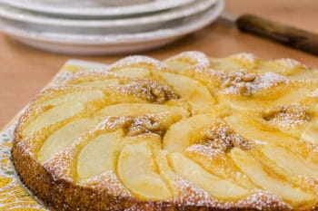 German Apple Cake | Magnolia Days