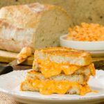 Grilled Pimento Cheese Sandwich | Magnolia Days