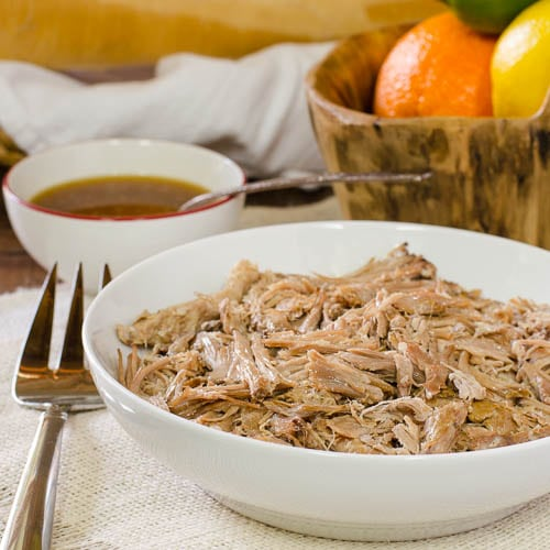 Slow-Cooker Cuban Pork | Magnolia Days