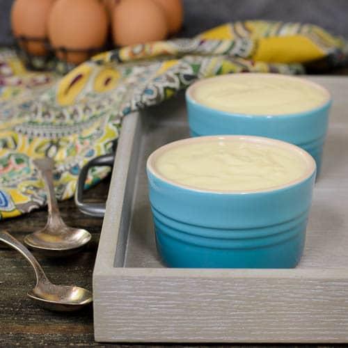 Vanilla Pudding for #SundaySupper