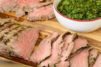 Chimichurri Skirt Steak | Magnolia Days