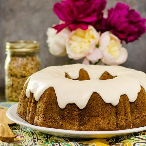 Granola Cake | Magnolia Days