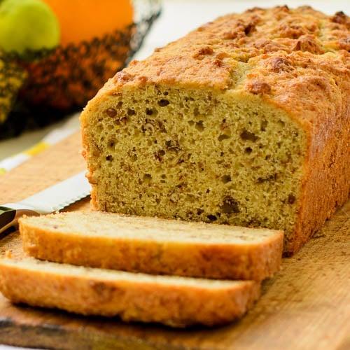 Citrus Pecan Quick Bread | Magnolia Days