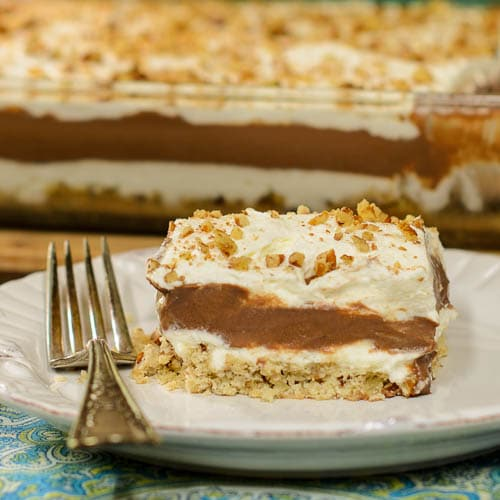 Fat Man's Pie aka Chocolate Delight   Magnolia Days