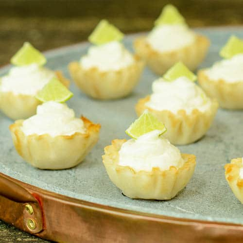 Key Lime Pie Bites | Magnolia Days
