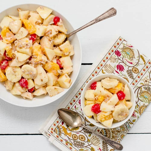 Mom's Fruit Salad | Magnolia Days