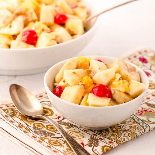 Mom's Fruit Salad | Magnolia Days