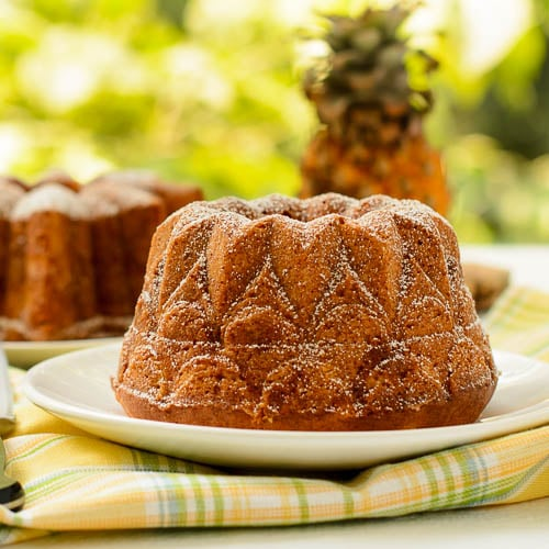 Pineapple Pound Cake | Magnolia Days