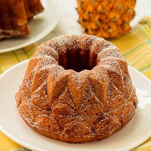 Pineapple Pound Cake | Magnolia Days