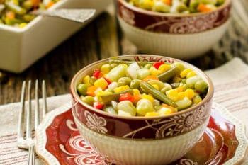 Vegetable Salad | Magnolia Days