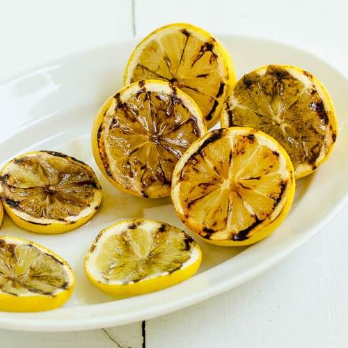 Grilled Lemons | Magnolia Days