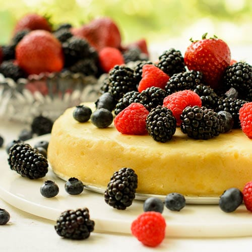 Mom's Cheesecake   Magnolia Days