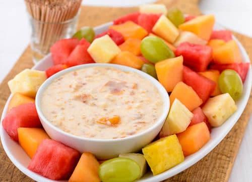 Apricot Dip for #SundaySupper