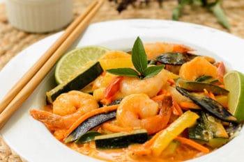 Thai Shrimp Curry   Magnolia Days