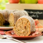Applesauce Walnut Raisin Cake | Magnolia Days