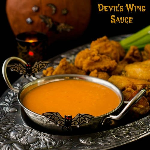 Devil's Wing Sauce | Magnolia Days