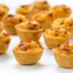 Mini Chorizo and Cheese Quiches | Magnolia Days