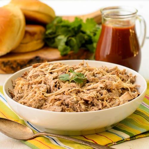 Slow-Cooker Island Pulled Pork | Magnolia Days
