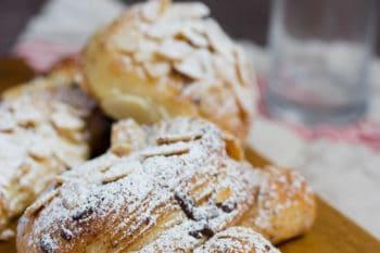 Chocolate Almond Twist Bread | Magnolia Days