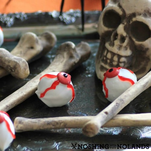 Eyeball Truffles – Guest Post By Noshing With The Nolands