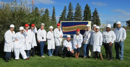 Idahoan Foods Group Photo | Magnolia Days