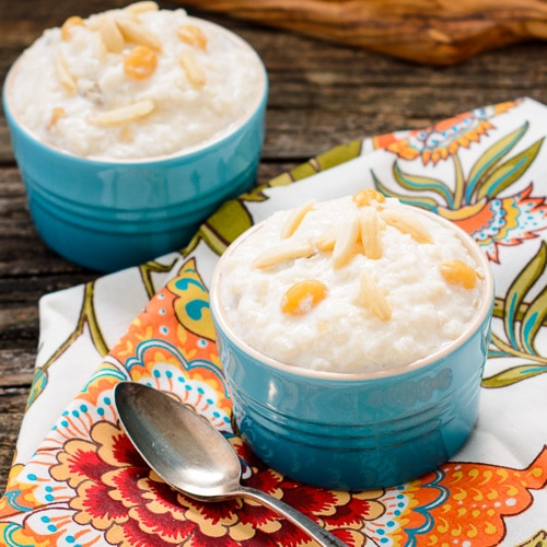 Slow-Cooker Kheer - Indian Rice Pudding | Magnolia Days