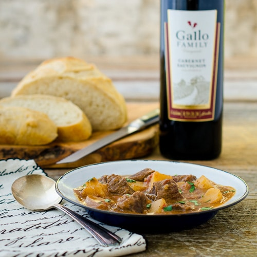 Beef Goulash | Magnolia Days