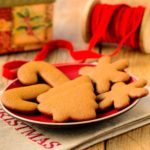 Ginger Molasses Cutout Cookies | Magnolia Days