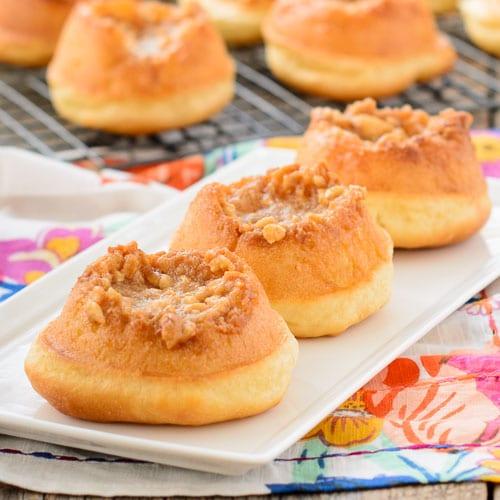 Peanut Butter Buns | Magnolia Days