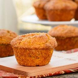 Sweet Potato Casserole Muffins for #SundaySupper | Magnolia Days