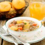 Cider Beef Stew | Magnolia Days