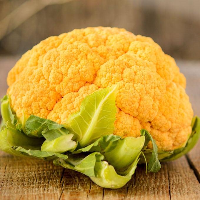 Orange Cauliflower | Magnolia Days