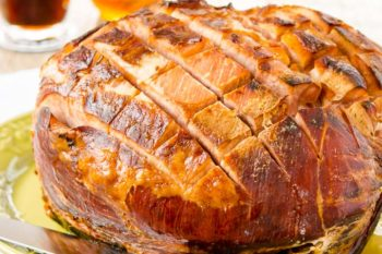 Honey Coca Cola Baked Ham | Magnolia Days