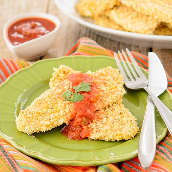 Mexican Turkey Cutlets | Magnolia Days
