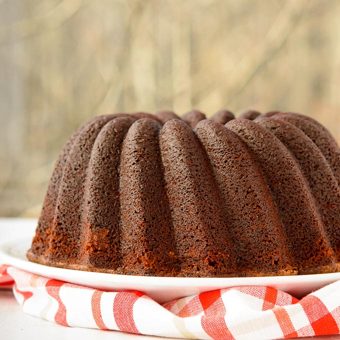 Chocolate Pound Cake | Magnolia Days