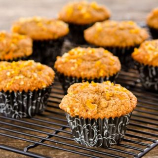 Pear Bran Muffins for #SundaySupper