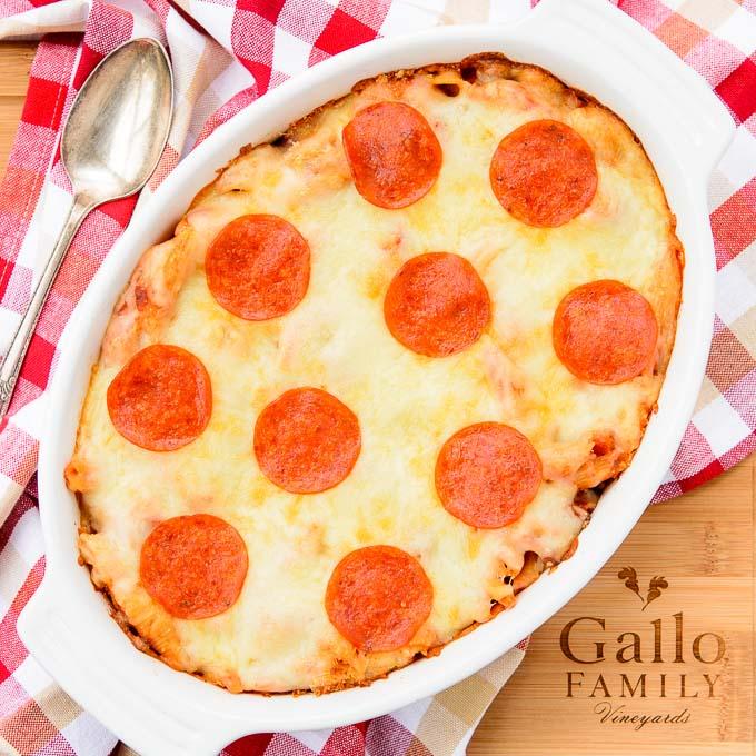 Baked Cavatini | Magnolia Days