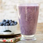 Blueberry Green Smoothie | Magnolia Days