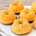 Chocolate Dipped Vanilla Mini Bundt Cakes | Magnolia Days