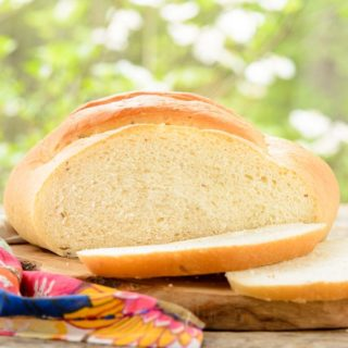 Hungarian White Bread for #BreadBakers