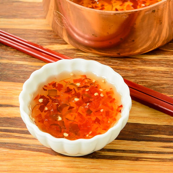 Thai Sweet Chili Sauce | Magnolia Days