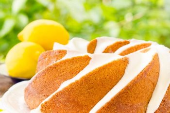 Triple Lemon Bundt Cake | Magnolia Days
