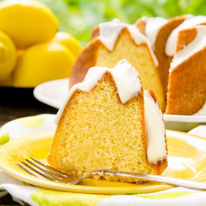 Triple Lemon Bundt Cake | Magnolia Days