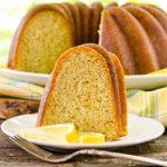 Lavender Lemon Cake | Magnolia Days