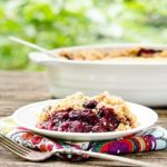 Mixed Berry Crisp | Magnolia Days