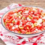 Olive Tomato Salad | Magnolia Days