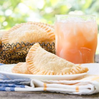 Southern Fried Apricot Hand Pies for #SundaySupper