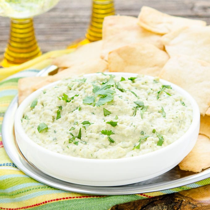 ... bean roasted poblano hummus white bean dip white bean and edamame