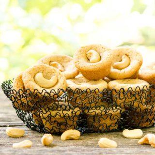 Cashew Butter Bites for #CreativeCookieExchange
