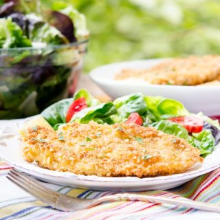 Peanut Chicken Cutlets for #SundaySupper